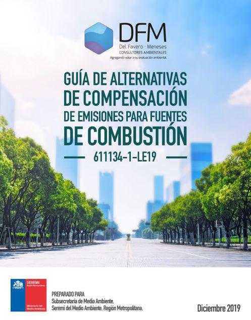 Guía de alternativas de compensación de emisiones para fuentes de combustión
